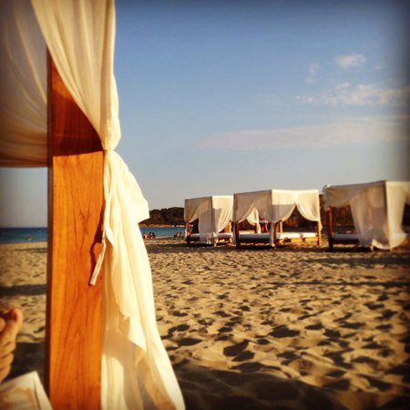Hard Rock Hotel Ibiza: Beach Club