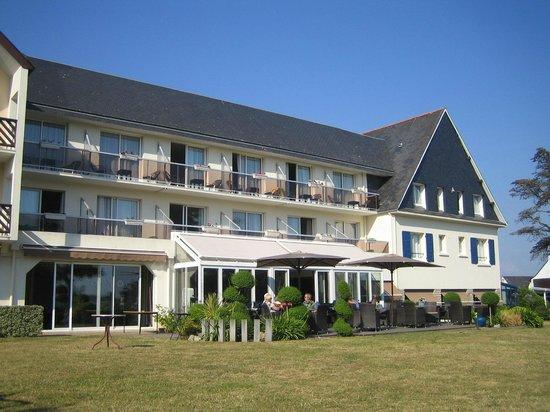 Best Western Le Roof : l'hôtel