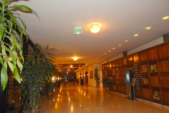Hilton Addis Ababa : une des entrée