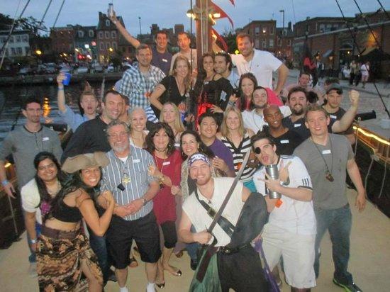 Urban Pirates: My 30th B-day!