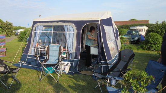 Skipsea Sands Holiday Park - Park Resorts: Trailer Tent