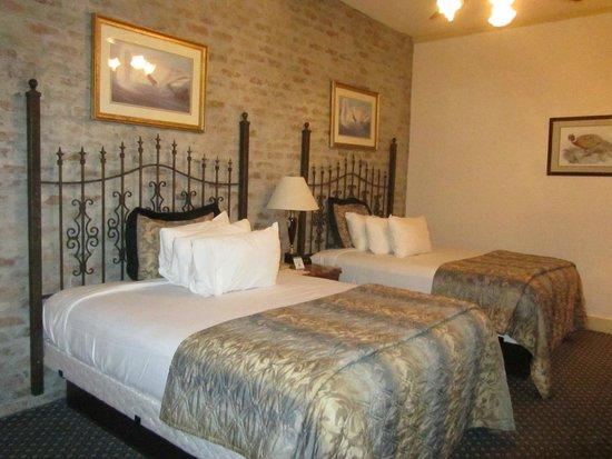 Place d'Armes Hotel: 112
