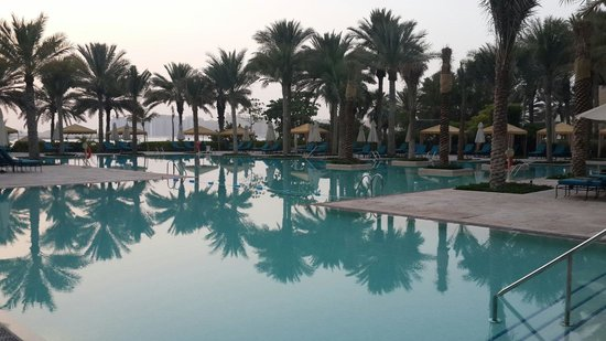 The Palace at One&Only Royal Mirage Dubai : Pool