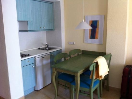 IBEROSTAR Alcudia Park: кухня