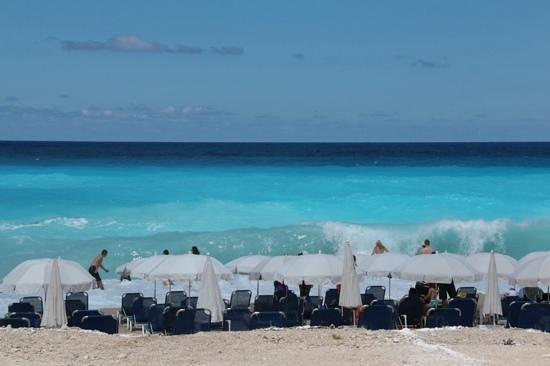 Kathisma: prachtig strand!