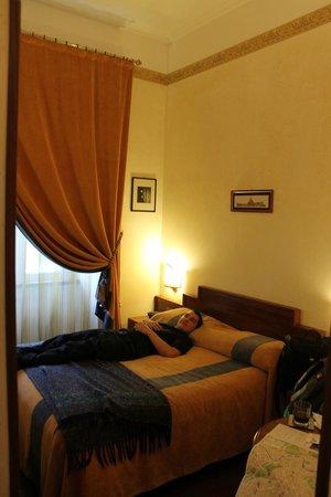 Al Colonnato di San Pietro Bed and Breakfast: The room