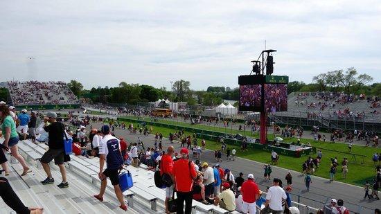 Circuit Gilles Villeneuve : After the race, June 2014