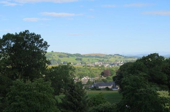Castle Green Hotel in Kendal, BW Premier Collection: Splendid view of fells and town