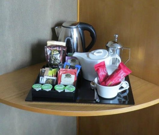 Castle Green Hotel in Kendal, BW Premier Collection: Amazing selection of room refreshments