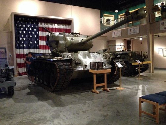 Wright Museum of WWII: Wonderful Restoration. M26 Pershing