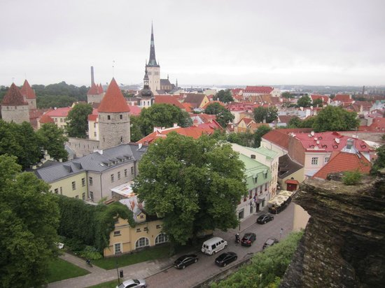 Tallinn Free Tour : Overview of Beautiful Tallinn