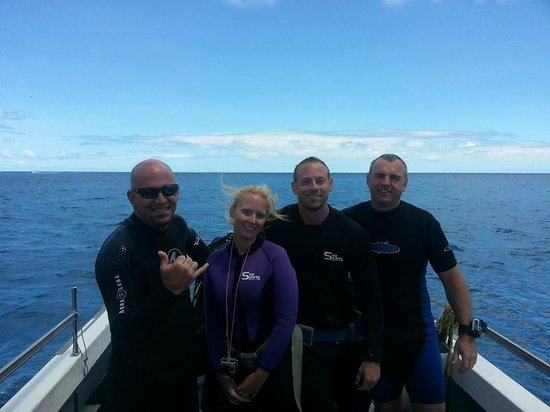 Reef Pirates Diving: Great day diving!