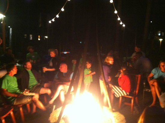 The Homestead: Firepit!