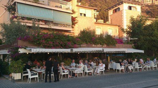 Restaurant Ses Oliveres: Il Locale