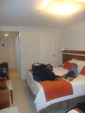 Hotel Tirol Bariloche: la habiatacion