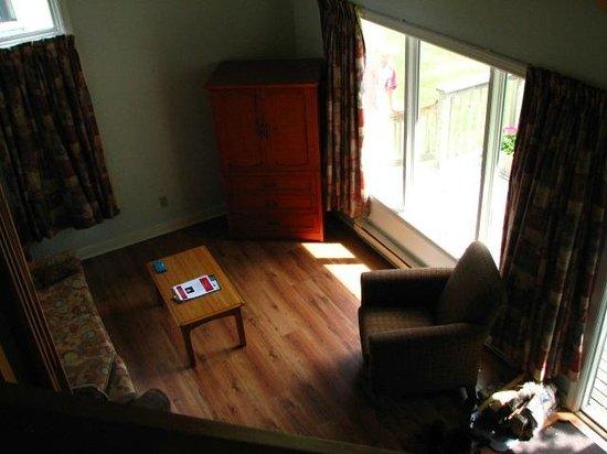 Atlantica Oak Island Resort & Conference Centre: Livingroom