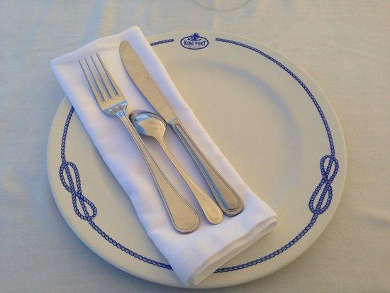 Restaurante Kiko Port: Details