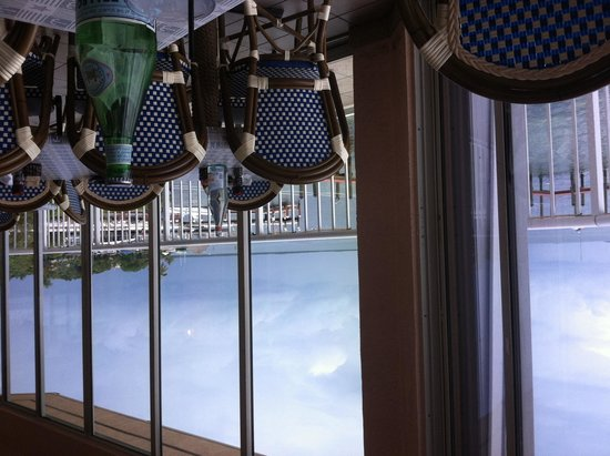 Bayside Grille & Sunset Bar: upstairs