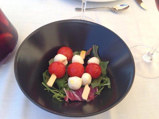 Restaurante Kiko Port: Starters