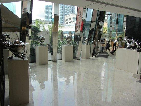 Eaton, Hong Kong: In Hotel