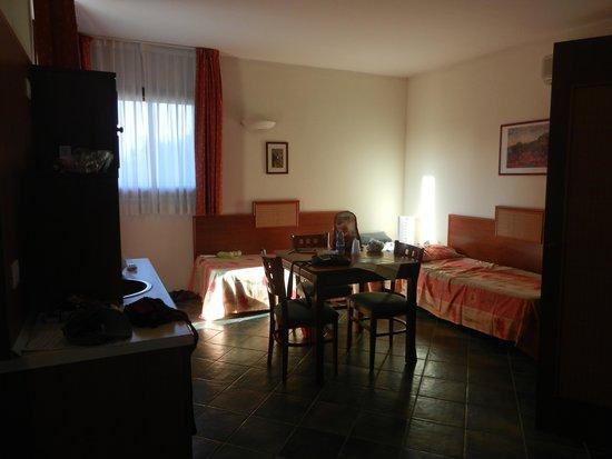 VOI Arenella resort : camera