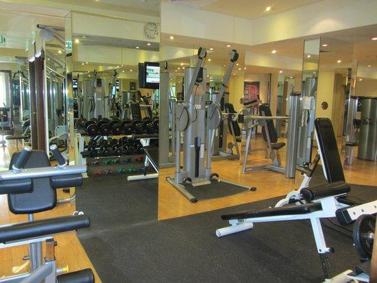 Eaton, Hong Kong: Hotel Gym