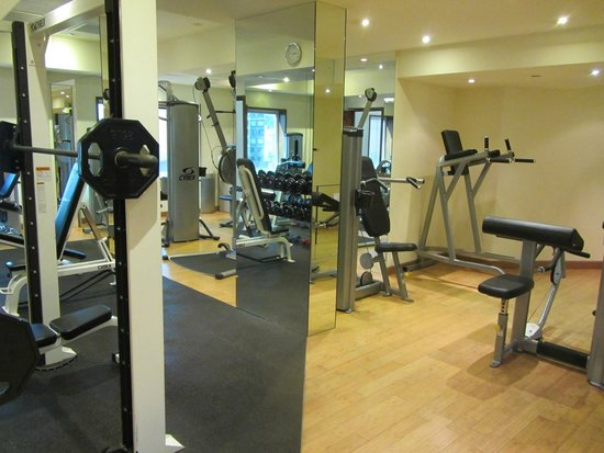 Eaton, Hong Kong: Hotel Gym