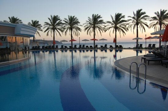 Alexandra Beach Resort: Bassengområdet