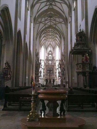 Kirche St. Ulrich und St. Afra: Church