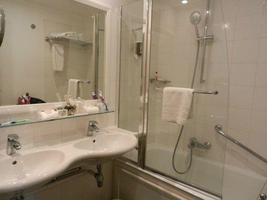 Hotel Relais Bosquet Paris : bathroom