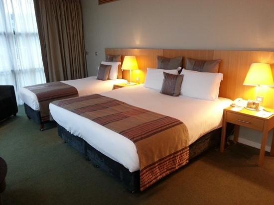 Clayton Hotel Cork City: good beds