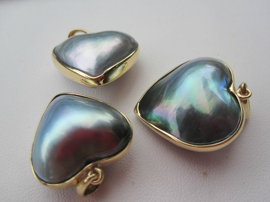 Pearlescence Tahitian Pearls and Mabe