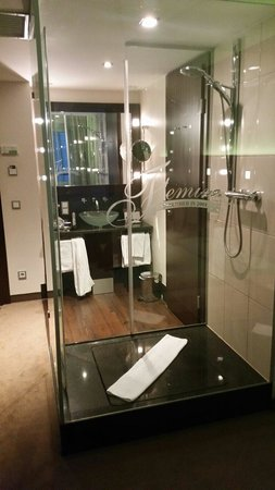 Fleming's Hotel Wien-Westbahnhof: Shower