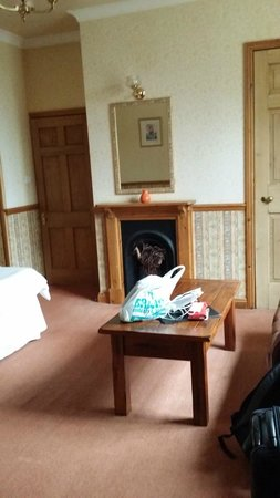 Kirkby House Hotel: our room