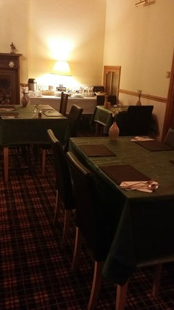 Kirkby House Hotel: dining room