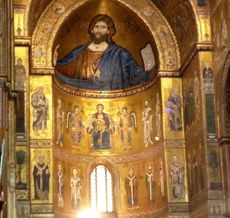 Duomo di Monreale: Monreale Gold Mosaics
