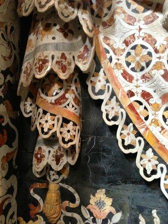 Duomo di Monreale: Marble Carvings