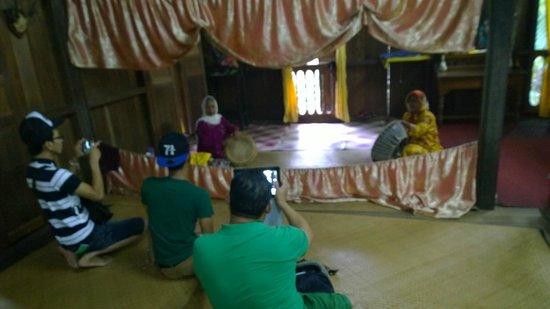 Village culturel Sarawak : Selamat datang~