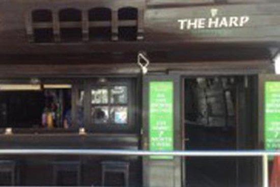 The Harp bar: Harp Bar