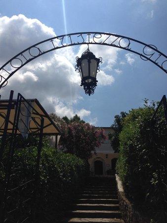 Hotel Santo Stefano : Ingresso