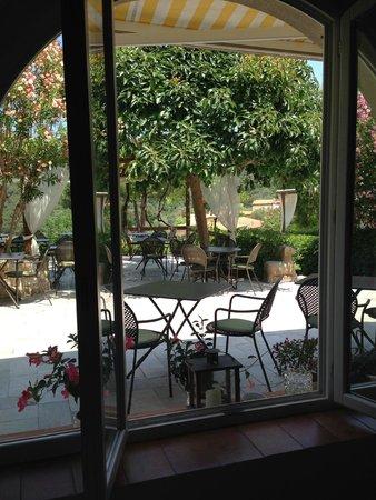 Hotel Santo Stefano : Giardino