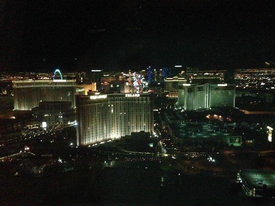 Trump International Hotel Las Vegas: View from  Room 5604