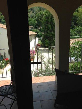 Hotel Santo Stefano : Vista dalla camera Zefiro