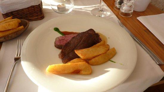 Restaurant Bugenvila: Steak
