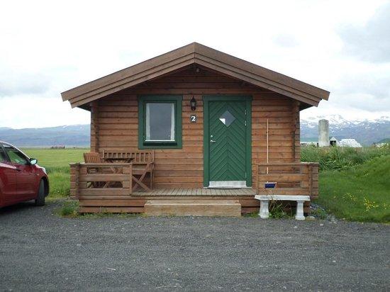 Hvoll Cottages : chalet N°2