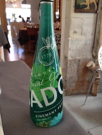 Cocotte : Sparkling Water, Pretty Bottle
