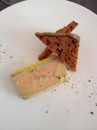 Cocotte : Foie Gras (Appetizer)