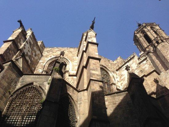 Barcelona Cathedral: Cathedral of Santa Eulalia