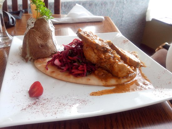 The Chef House Restaurant : chicken tandory