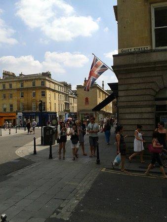 The Circus : Calles de Bath